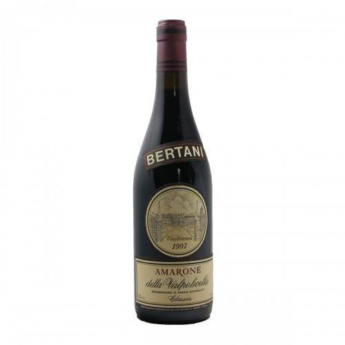 AMARONE DELLA VALPOLICELLA 1997 BERTANI Grandi Bottiglie