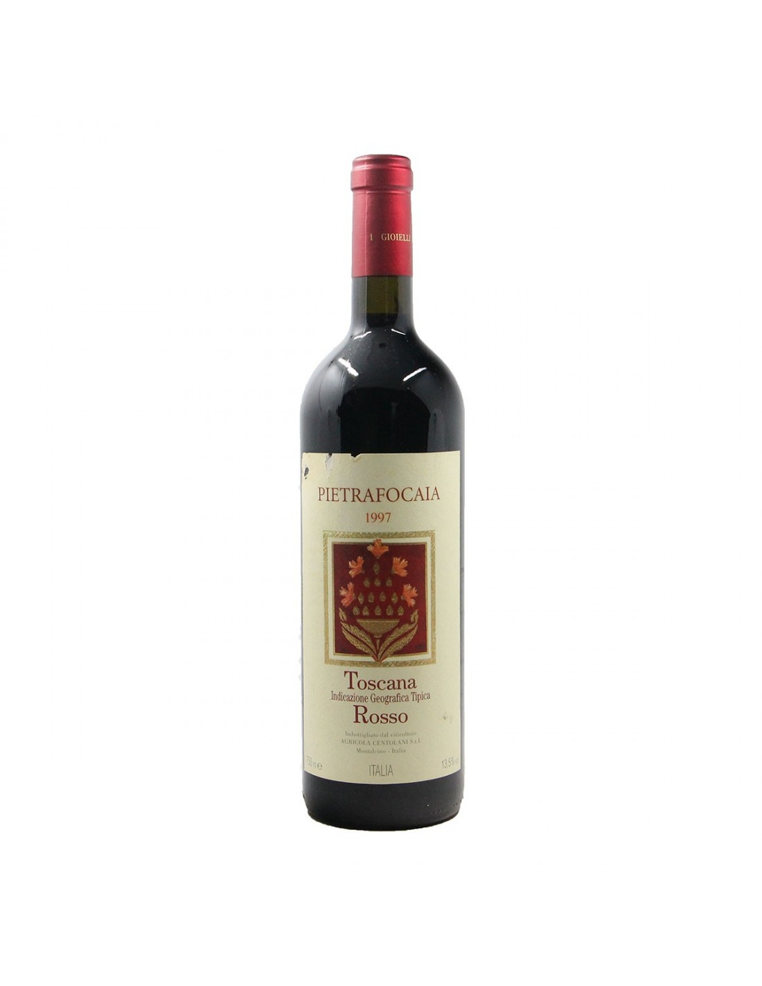 PIETRAFOCAIA 1997 CENTOLANI Grandi Bottiglie