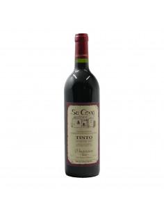 TINTO COSECHA VINO DE LA TIERRA IBIZA 1997 SA COVA Grandi Bottiglie
