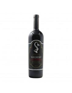 BRUNELLO DI MONTALCINO RISERVA 2012 SOLDERA Grandi Bottiglie