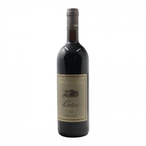 I CORTINI 2006 CASTELLO DI NEIVE Grandi Bottiglie