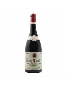 GEVREY CHAMBERTIN 1ER CRU CLOS ST JACQUES 2003 DOMAINE FOURRIER Grandi Bottiglie