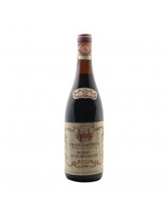FRANCIACORTA ROSSO DI BORGONATO 1973 BERLUCCHI Grandi Bottiglie