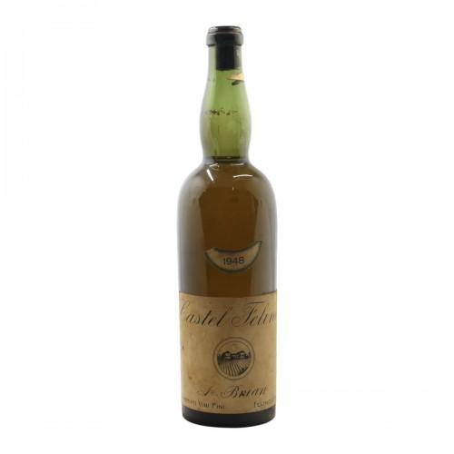 CASTEL FELINO CLEAR COLOUR 1948 BRIAN Grandi Bottiglie