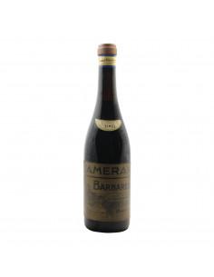 BARBARESCO 1965 CAMERANO Grandi Bottiglie