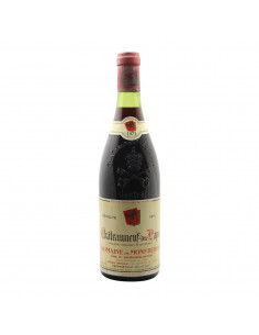 CHATEAUNEUF DU PAPE 1971 CHATEAU MONT REDON Grandi Bottiglie
