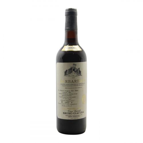 BARBARESCO SANTO STEFANO NEIVE 1970 BRUNO GIACOSA Grandi Bottiglie