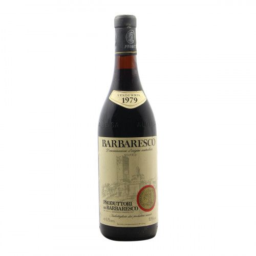 Produttori del Barbaresco Barbaresco 1979 Grandi Bottiglie