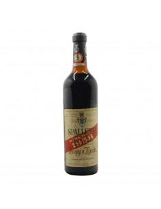 CHIANTI RISERVA POGGIO REALE 1958 SPALLETTI Grandi Bottiglie