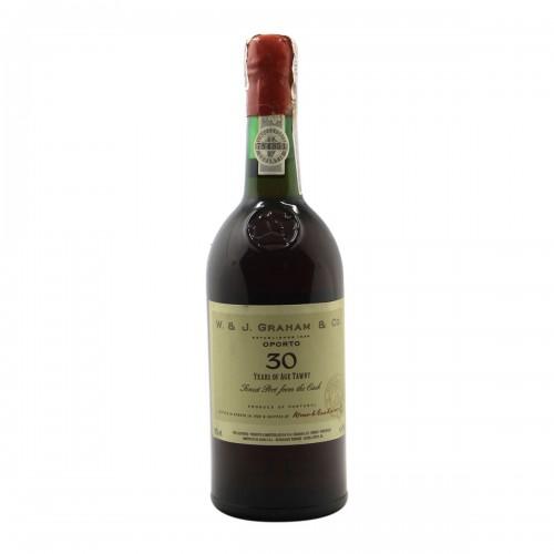 TAWNY PORT AGED 30 YEARS NV GRAHAM'S Grandi Bottiglie