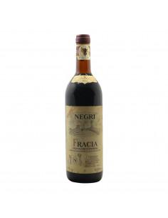 FRACIA RISERVA 1975 NEGRI NINO Grandi Bottiglie