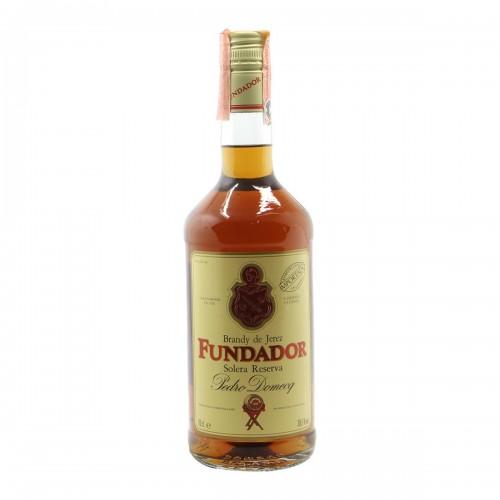 BRANDY FUNDADOR SOLERA RESERVA 70CL NV PEDRO DOMECQ Grandi Bottiglie