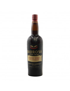 PORT WINE 1937 SILVA BARROSA GRANDI BOTTIGLIE