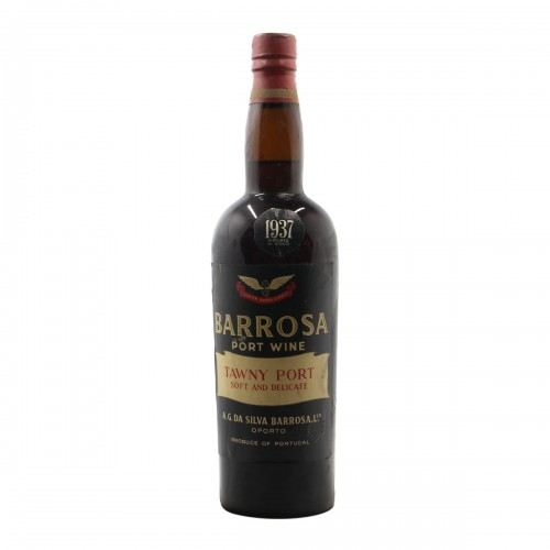 PORT WINE 1937 SILVA BARROSA Grandi Bottiglie