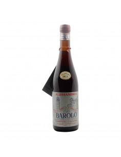 BAROLO 1973 ALESSANDRIA LUIGI Grandi Bottiglie
