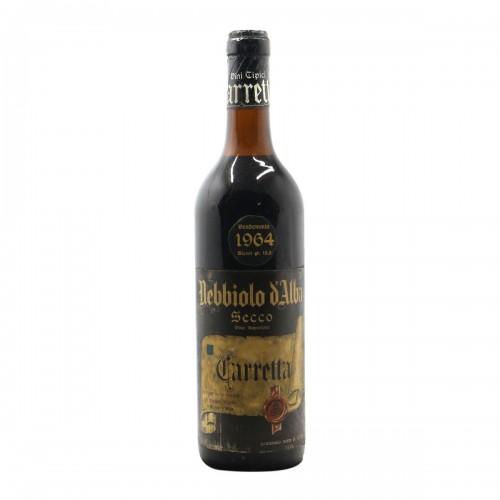 Nebbiolo 1964 TENUTA CARRETTA GRANDI BOTTIGLIE