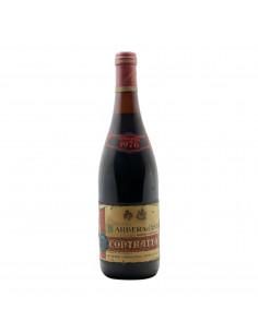 BARBERA D'ASTI 1976 CONTRATTO GIUSEPPE Grandi Bottiglie