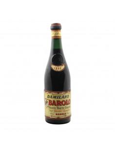 BAROLO TENUTA CANUBIO (1952)