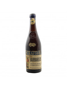BARBARESCO CLEAR COLOUR 1953 MIRAFIORE Grandi Bottiglie