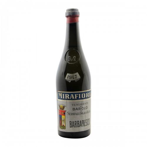 BARBARESCO CLEAR COLOUR 1947 MIRAFIORE Grandi Bottiglie