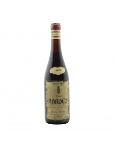 BAROLO 1973 MOLINO GUIDO Grandi Bottiglie
