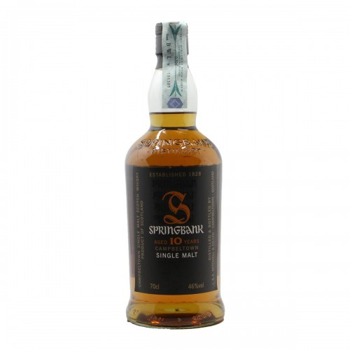 Scotch Whisky Campbeltown Malt 10Yo