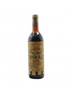 BAROLO 1977 VILLADORIA Grandi Bottiglie