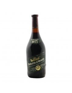 DOLCETTO D OVADA 1977 DUCA D'ASTI Grandi Bottiglie