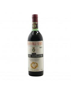 CHIANTI COLLI SENESI 1977 CASTELLUCCIO Grandi Bottiglie