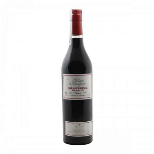 CREME DE CASSIS 700 ML NV P DE BOURGOGNE Grandi Bottiglie