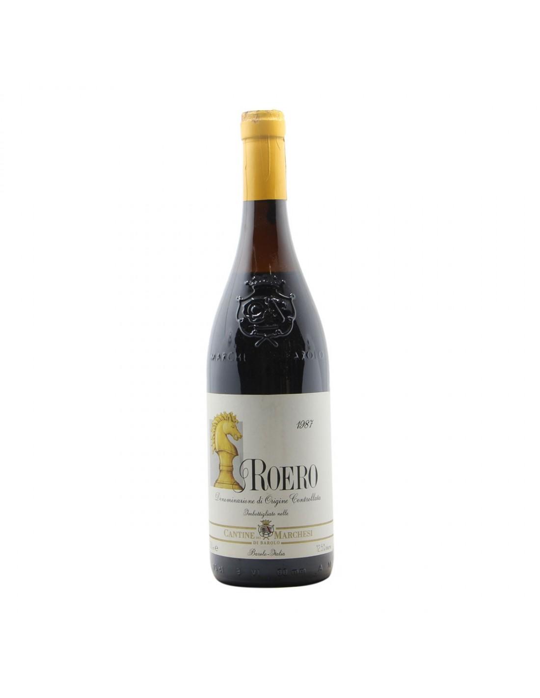 ROERO LOW LEVEL 1987 MARCHESI DI BAROLO GRANDI BOTTIGLIE