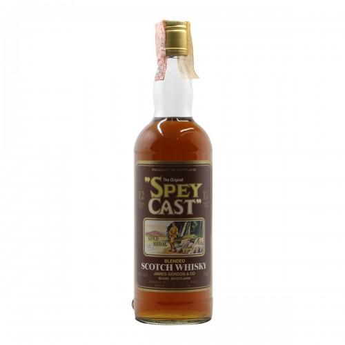 SPEY CAST GOLD MEDAL 12YO BLENDED...