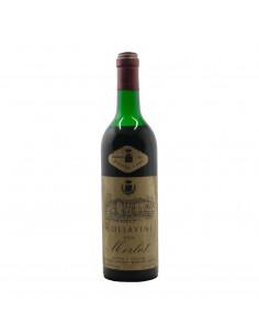 MERLOT 1964 COLLAVINI Grandi Bottiglie
