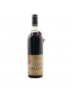 SALICE SALENTINO 1964 LEONE DE CASTRIS Grandi Bottiglie
