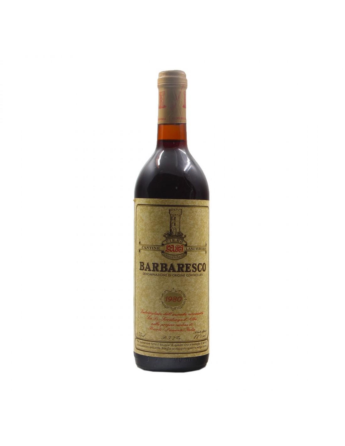 BARBARESCO 1980 CANTINE LANZAVECCHIA Grandi Bottiglie
