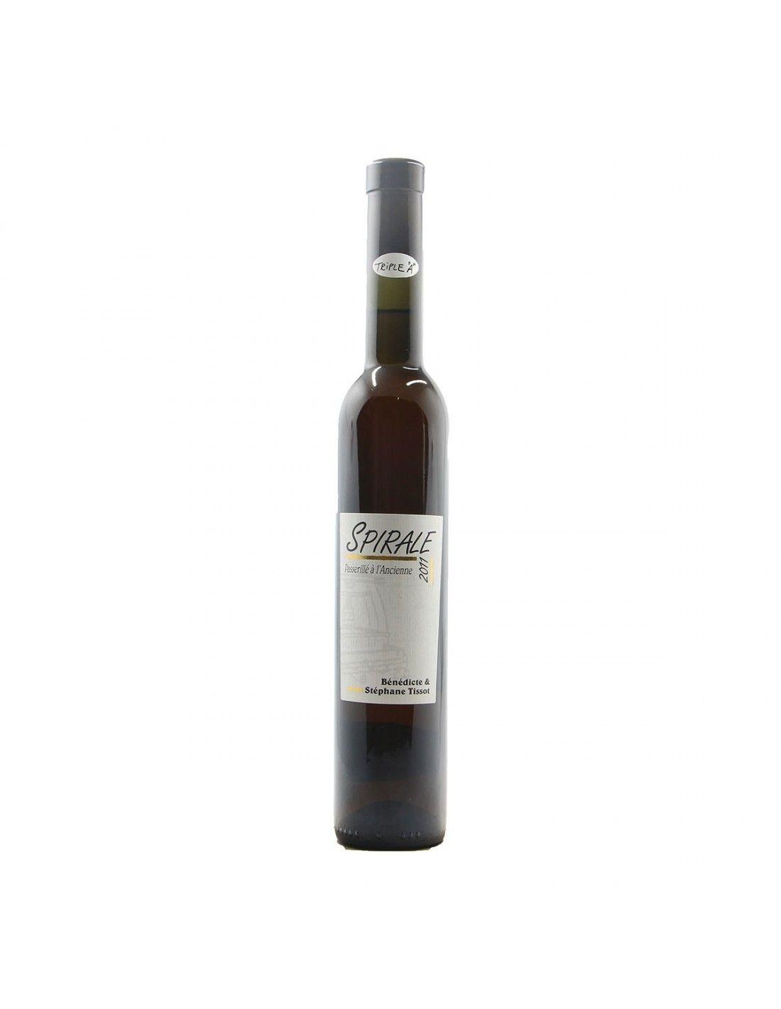 SPIRALE 0.375 L 2011 DOMAINE TISSOT Grandi Bottiglie