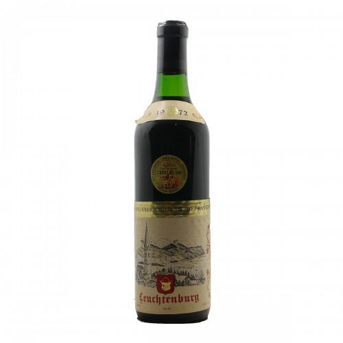 LEUCHTENBURG 1972 NEUE KELLEREIGENOSSENSCHAFT KALTERN Grandi Bottiglie