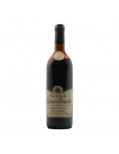 FREISA DEL PIEMONTE 1977 TERRE DEL BAROLO Grandi Bottiglie