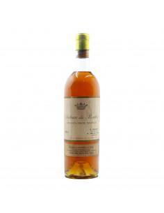 CHATEAU DU ROCHER GRAVES 1964 RAGON S. Grandi Bottiglie