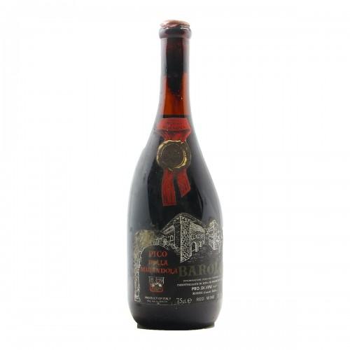 BAROLO 1964 PICO DELLA MIRANDOLA Grandi Bottiglie