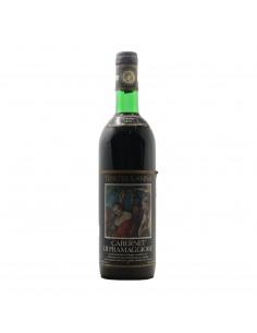 CABERNET DI PRAMAGGIORE 1973 VILLA FRATTINA Grandi Bottiglie