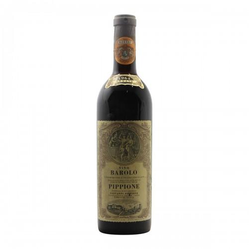 BAROLO 1964 GIOVANNI PIPPIONE Grandi Bottiglie