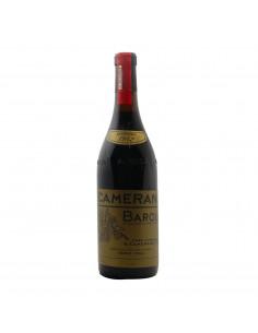 BAROLO 1982 CAMERANO Grandi Bottiglie
