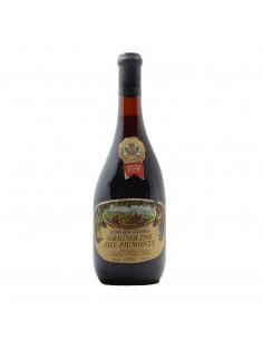 GRIGNOLINO DEL PIEMONTE 1977 M. MASCARELLO E FIGLI Grandi Bottiglie