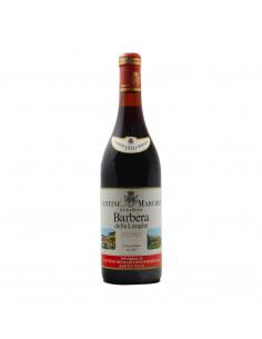 BARBERA DELLE LANGHE 1980 MARCHESI DI BAROLO Grandi Bottiglie