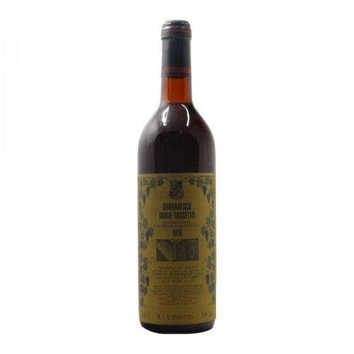 BARBARESCO BRICH FASCETTO 1976 GABRI Grandi Bottiglie