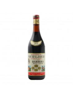 BARBERA DELLE LANGHE 1973 MARCHESI DI BAROLO Grandi Bottiglie