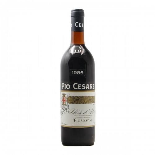 NEBBIOLO D'ALBA 1986 PIO CESARE Grandi Bottiglie