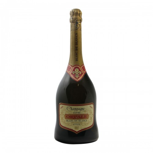 CHAMPAGNE CUVEE ORPALE BLANC DE BLANCS 1966 ORPALE GRANDI