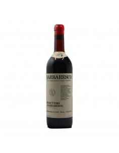 BARBARESCO IMBOTTIGLIATO DAL CLIENTE 1976 PRODUTTORI DEL BARBARESCO Grandi Bottiglie